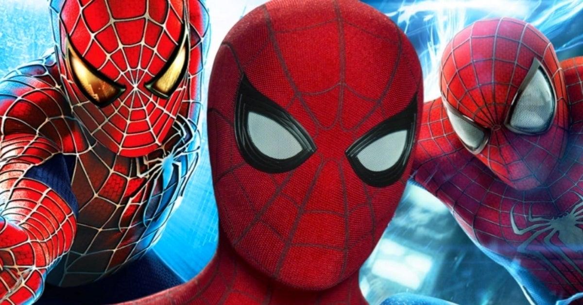 Spider-Man 3 Spider-Verse Multiverse COMICBOOKCOM