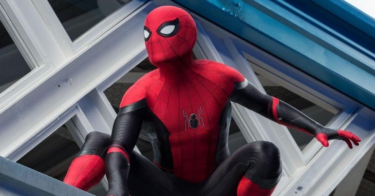 Spider-Man MCU Tom Holland