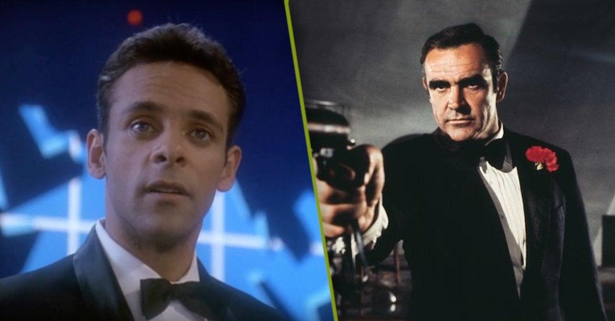Star Trek Deep Space Nine Our Man Bashir James Bond