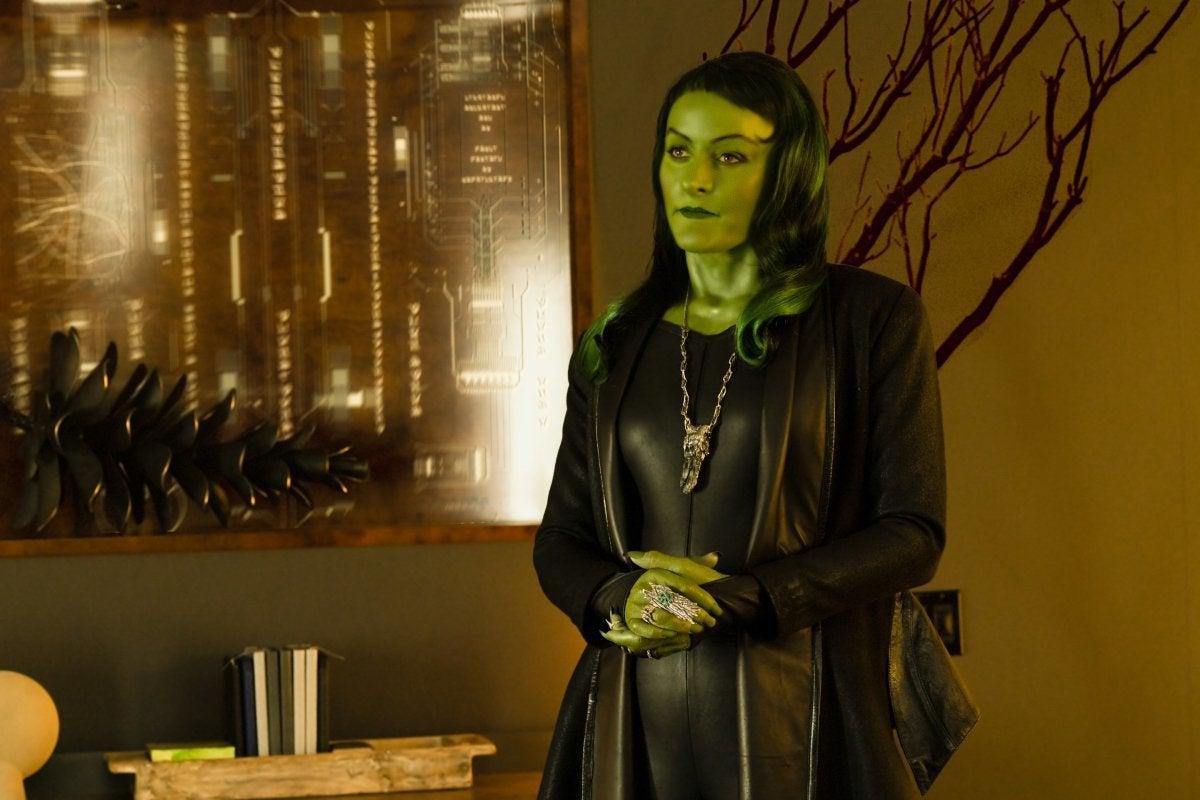 Star Trek Discovery Osyraa Janet Kidder