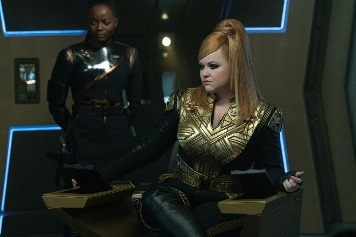 Star Trek Discovery Season 3 Episode 10 013