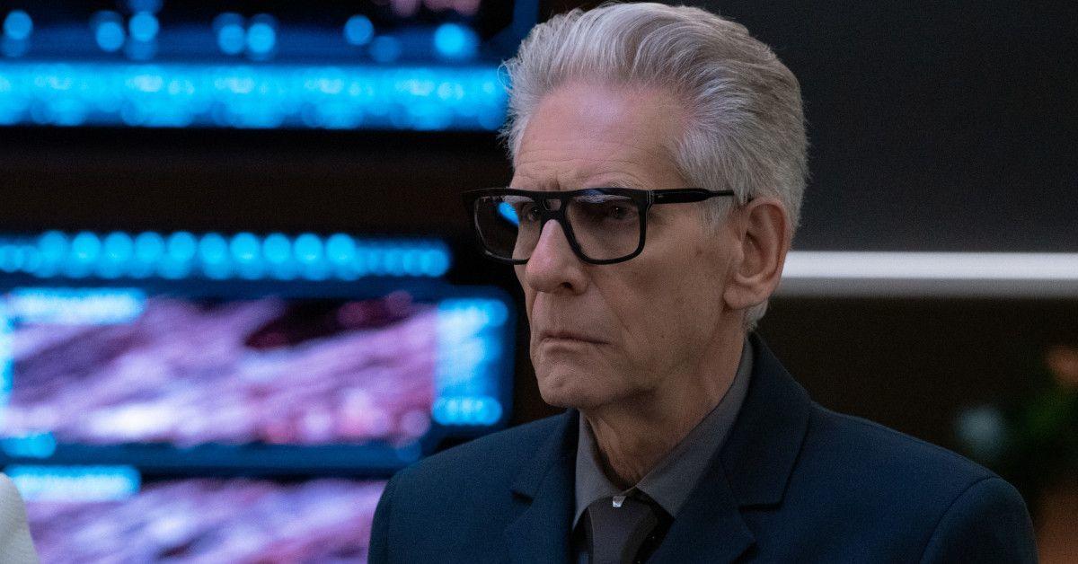 Star Trek Discovery Season 4 Kovich David Cronenberg Return