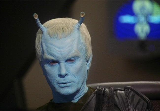 Star Trek Enterprise Shran