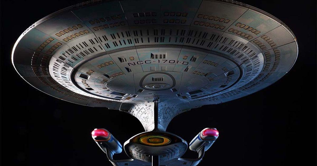 Star Trek TNG Model Hero Collector
