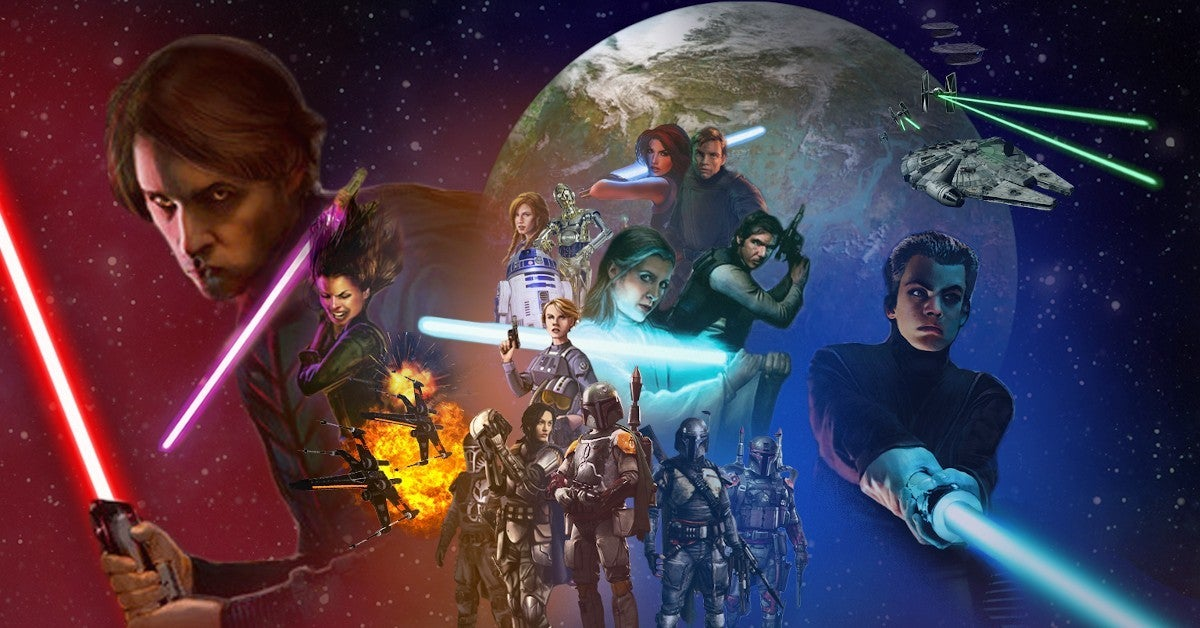 Star Wars Canon EU References Marvel Comcis MCU