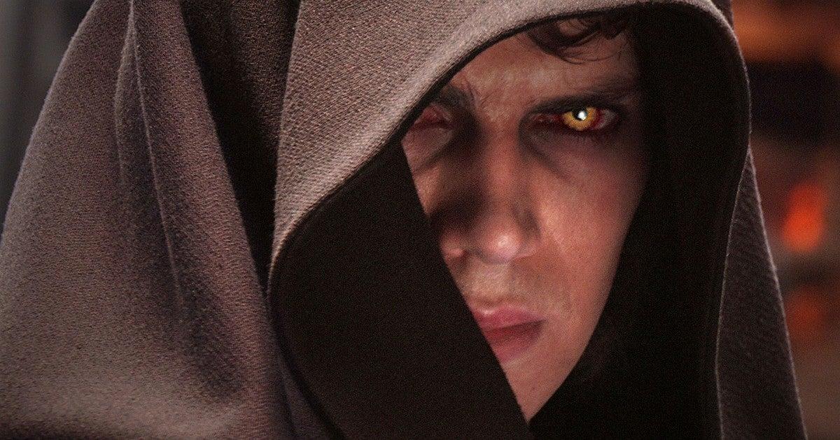 Star Wars Hayden Christensen Darth Vader Obi-Wan Kenobi Series Reactions Memes