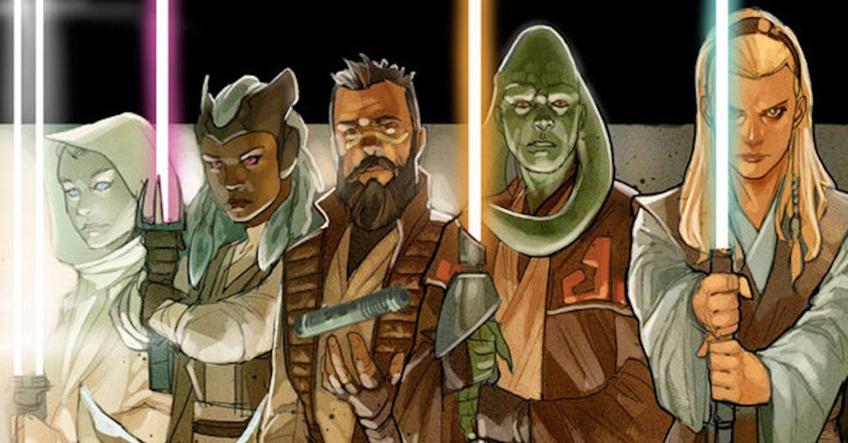 Star Wars High Republic Jedi Wayseekers Explained Orla Jareni Spoilers