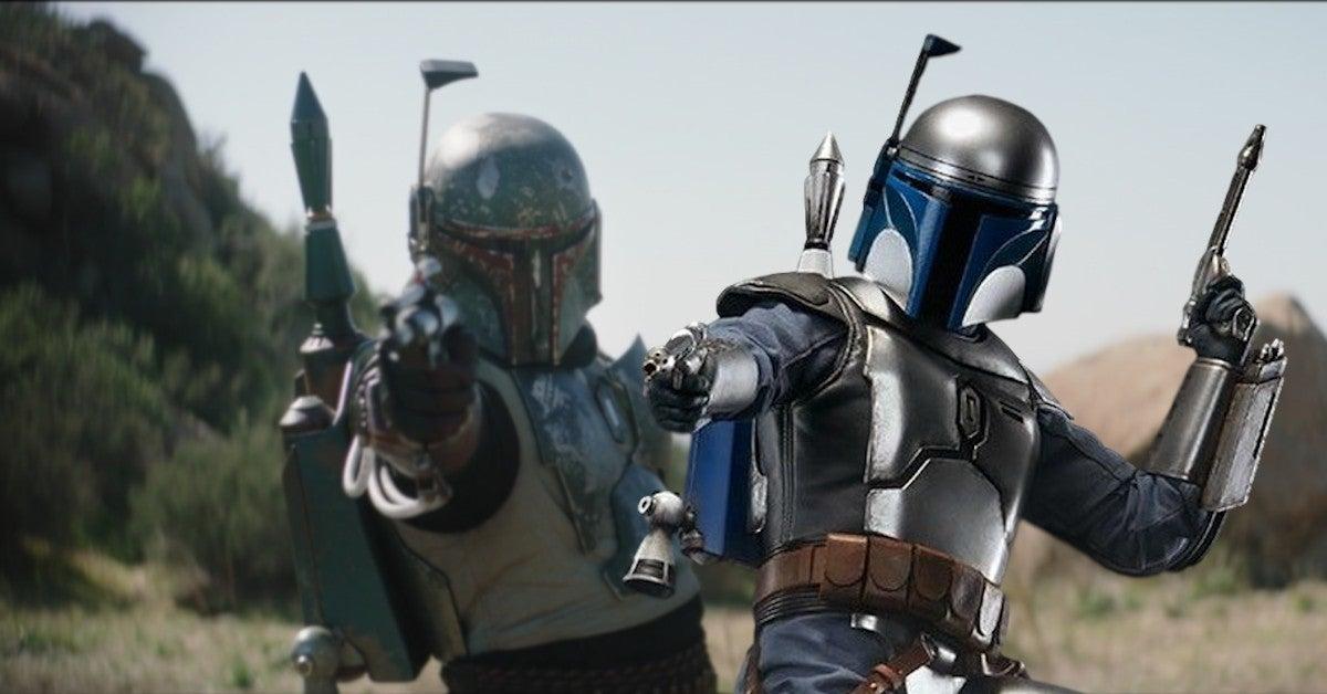 Star Wars Jango Boba Fett Origin Retcon Mandalorian Season 2 Spoilers