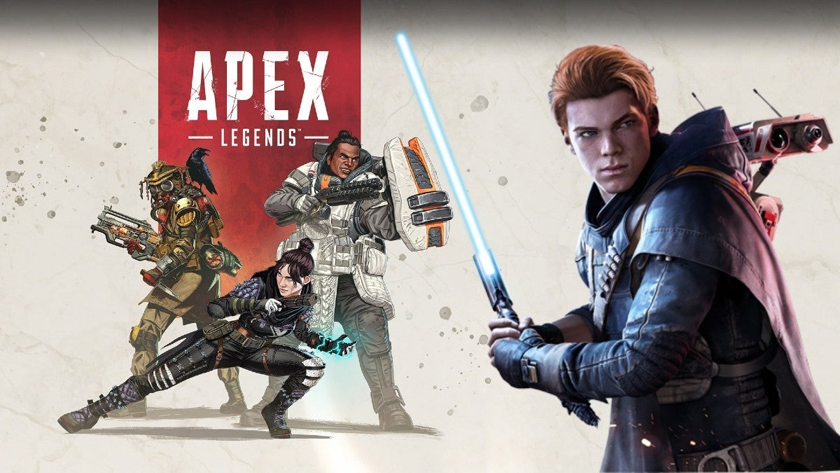 Star Wars Jedi Fallen Order Apex Legends