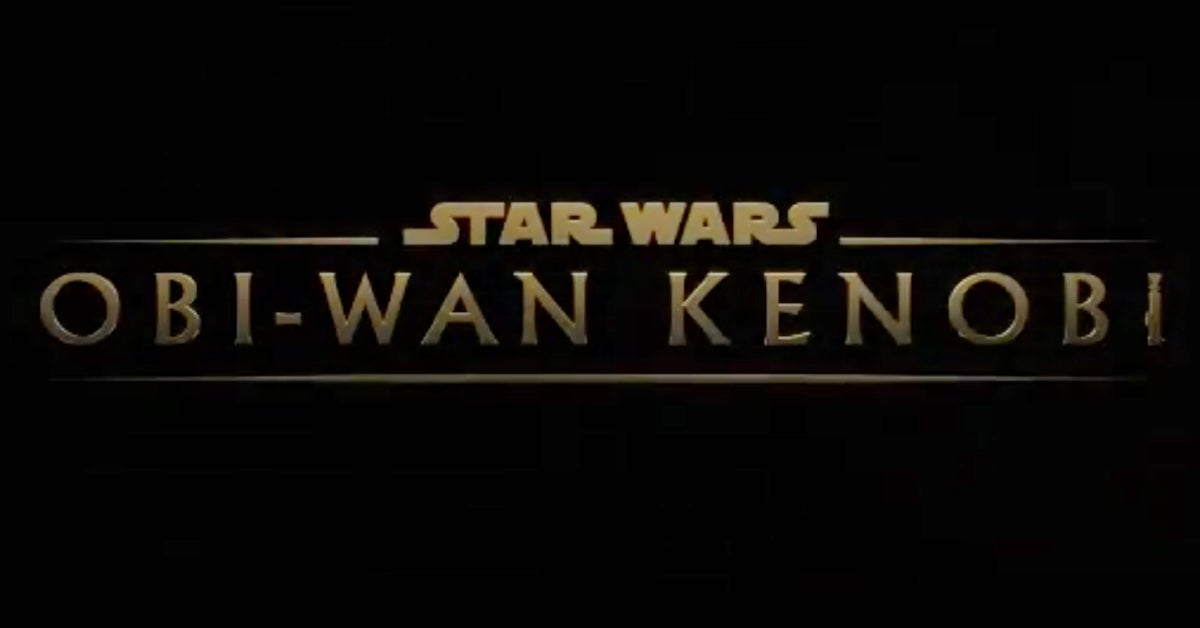Star Wars Obi-Wan Kenobi logo