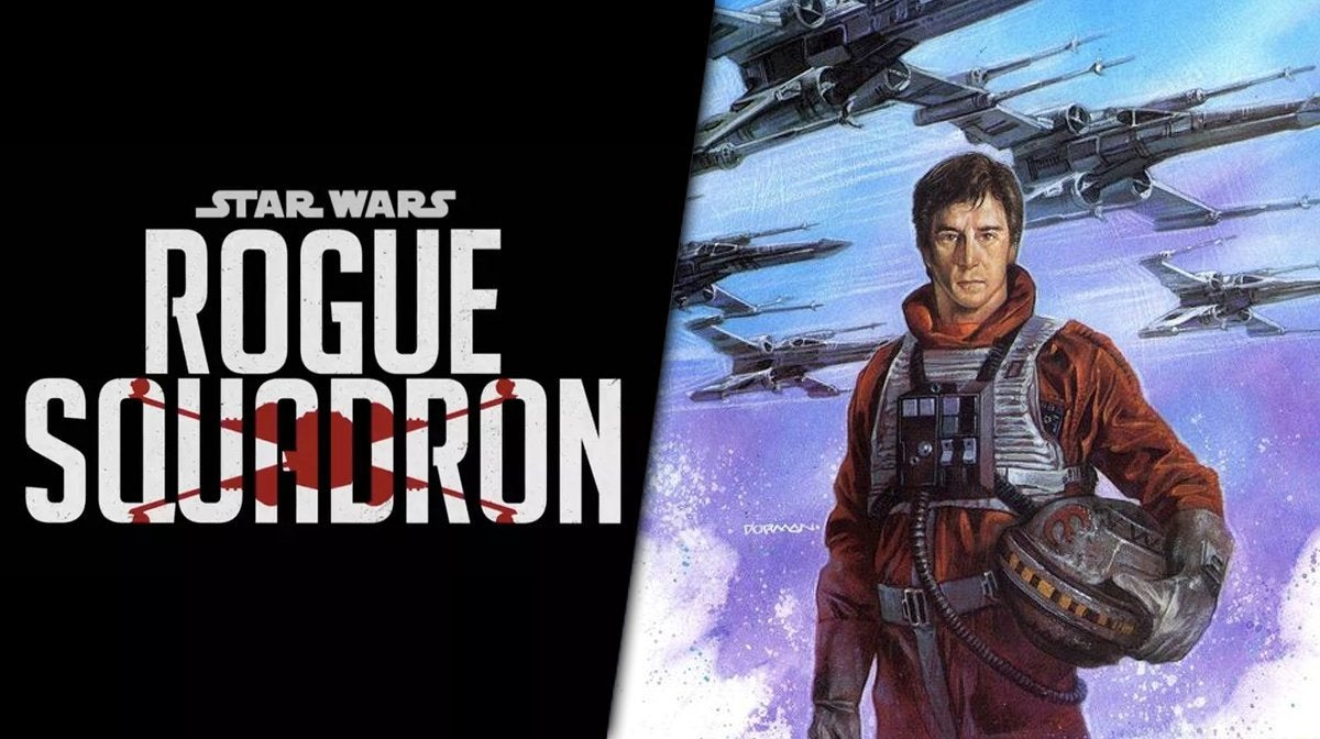 star wars rogue squadron movie comic explained wedge