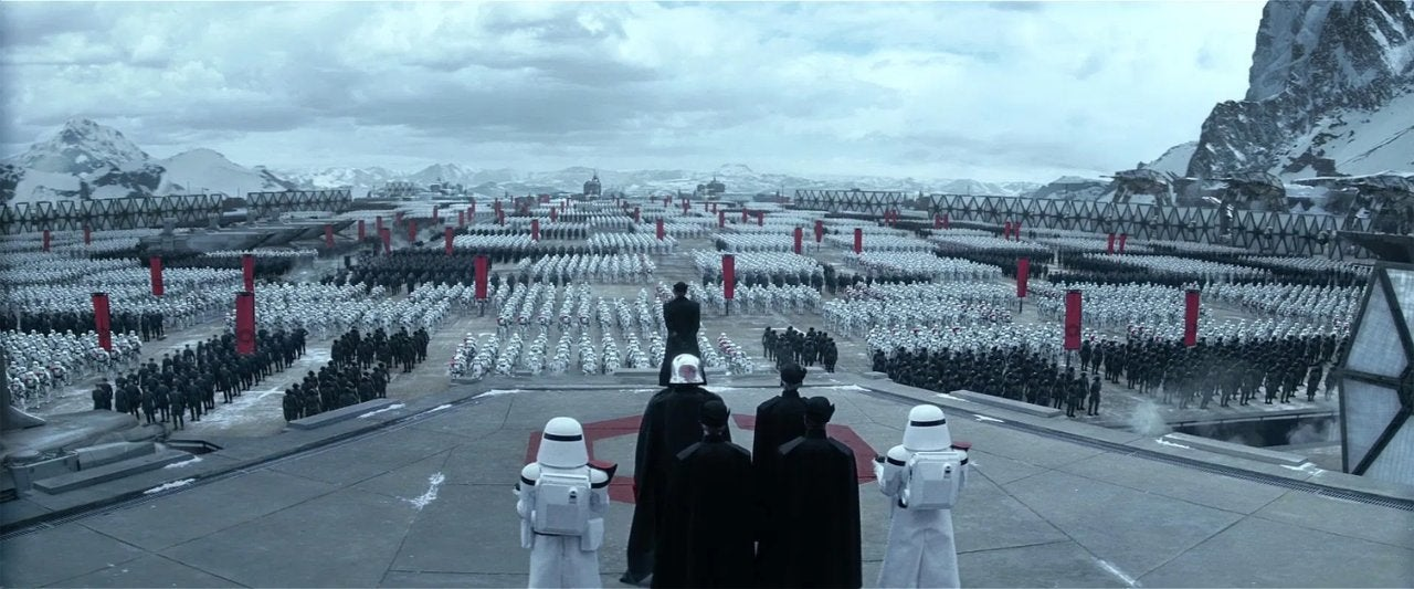 star wars the force awakens 2015 first order