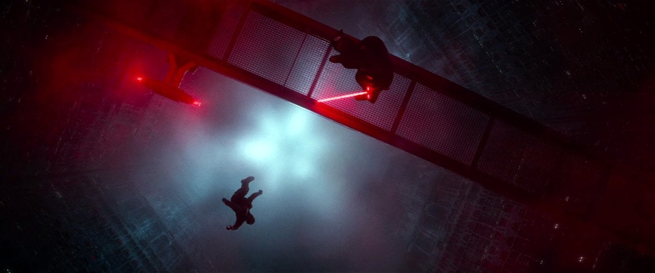 star wars the force awakens 2015 han solo death