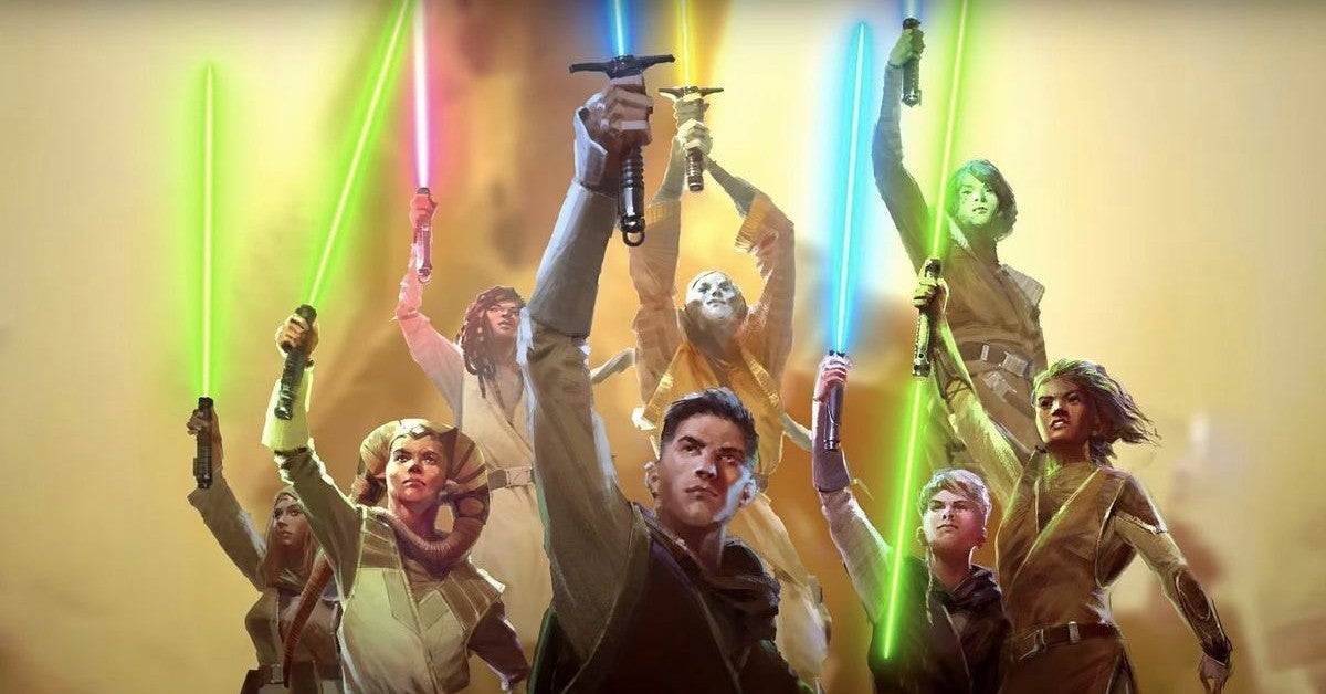 Star Wars The High Republic Reviews Preview