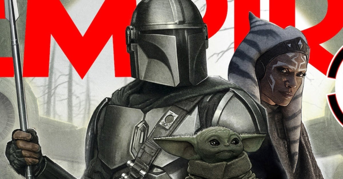 star wars the mandalorian empire magazine