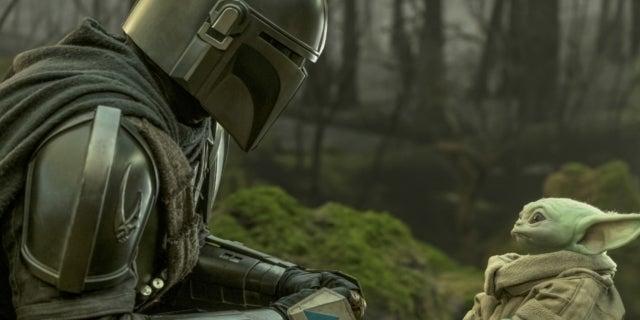 Star Wars The Mandalorian Grogu Baby Yoda