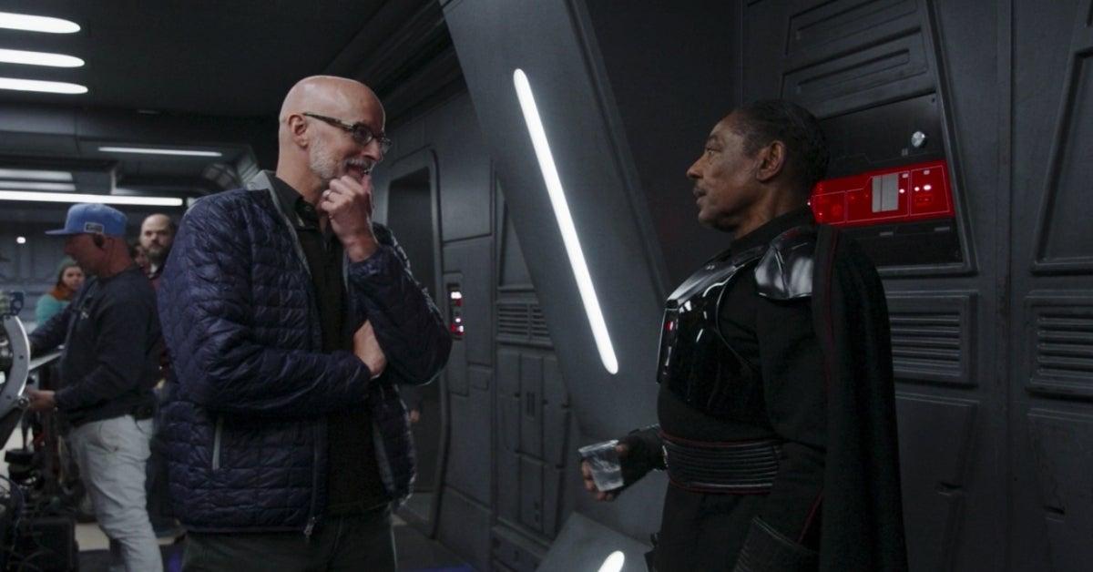 Star Wars The Mandalorian Season 2 finale Peyton Reed