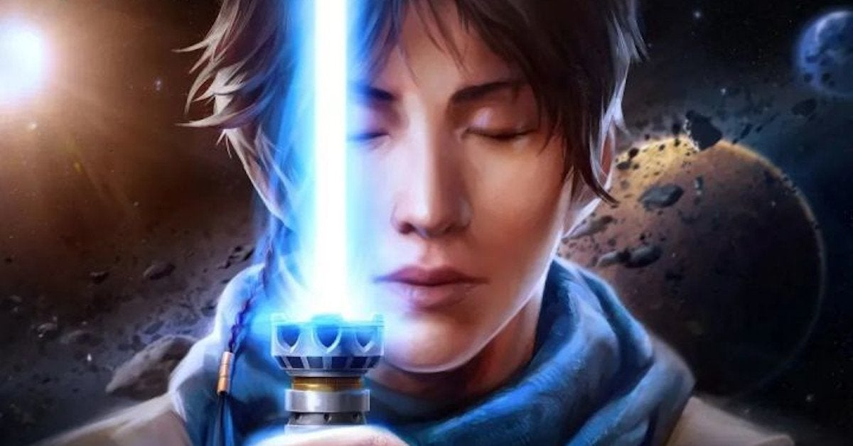 Star Wars Vow of Silver Dawn China Exclusive