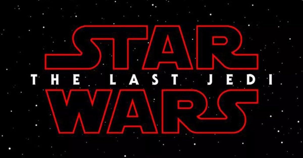 starwars thelastjedi logo poster