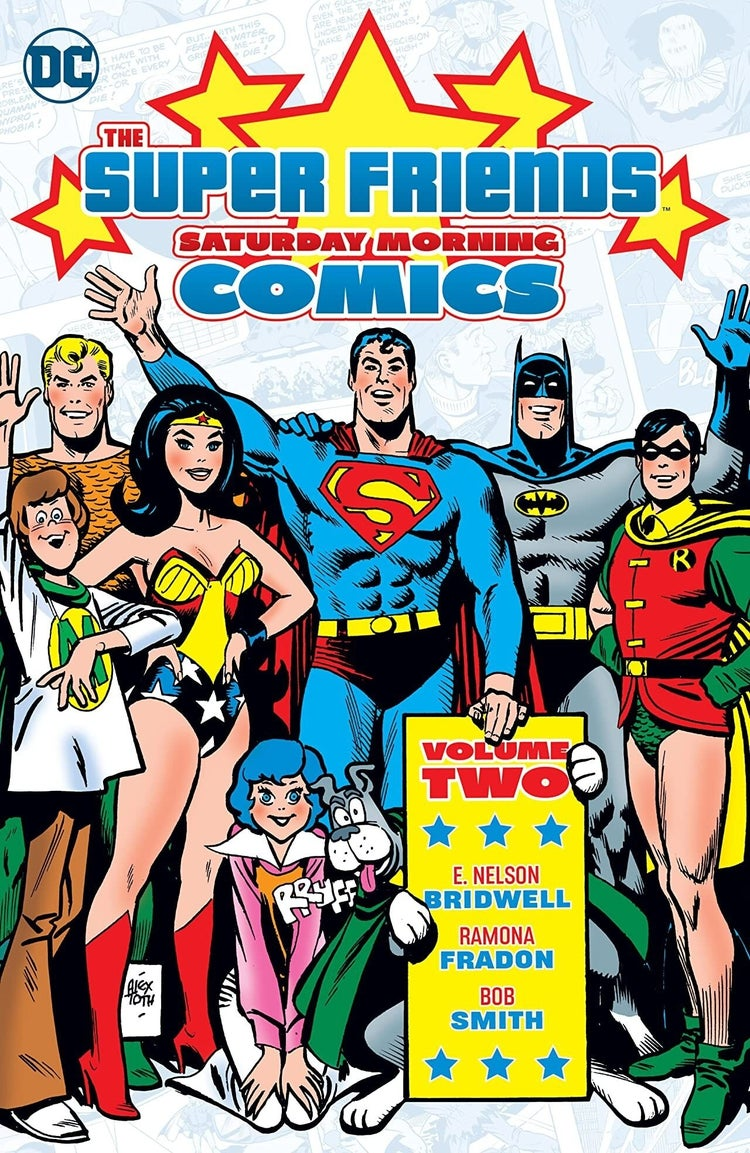 Super Friends Saturday Morning Cartoons Vol 2