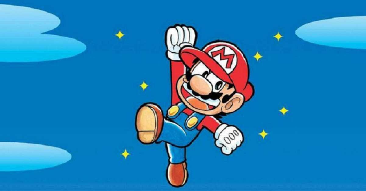 Super Mario Manga America