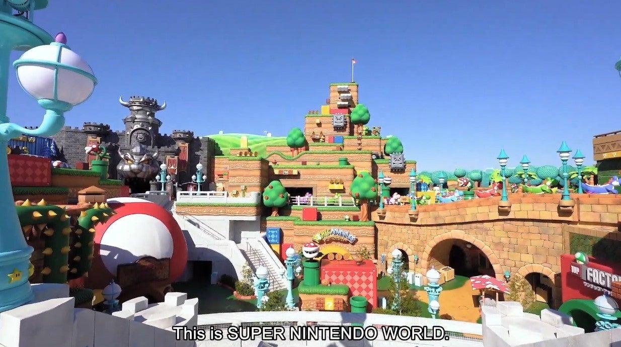 Super Nintendo World #2
