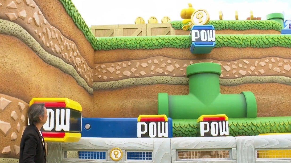 Super Nintendo World #4