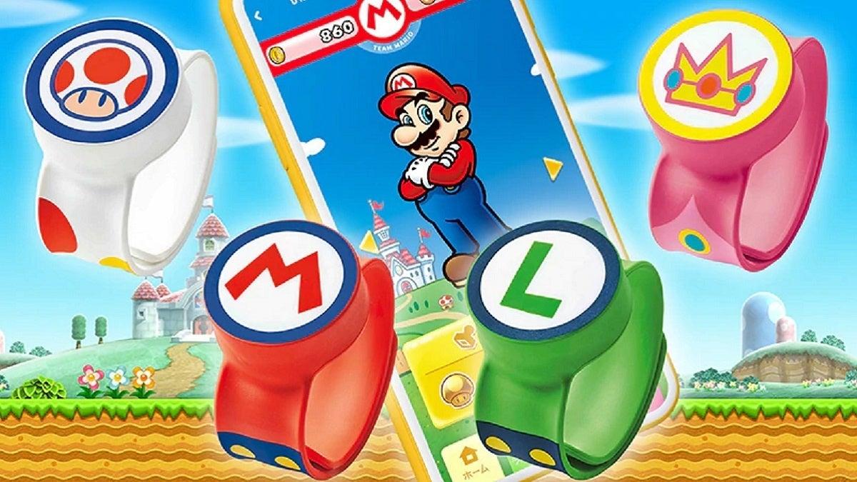 Super Nintendo World Power-Up Band