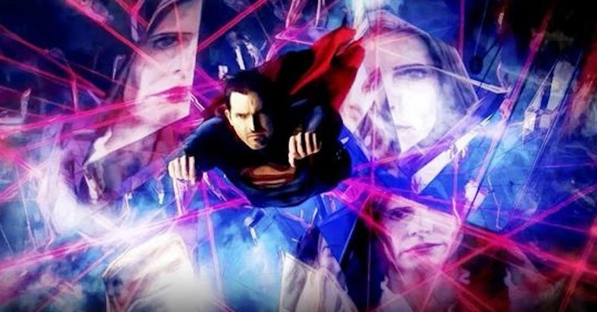 Superman and Lois Trailer CW