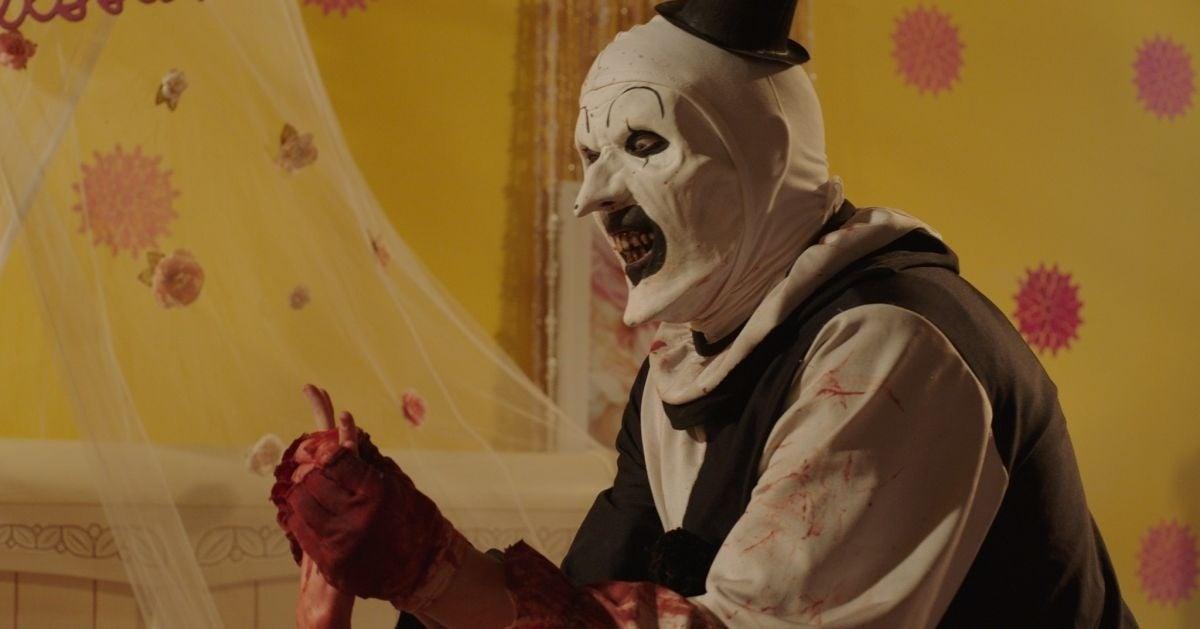 terrifier two movie