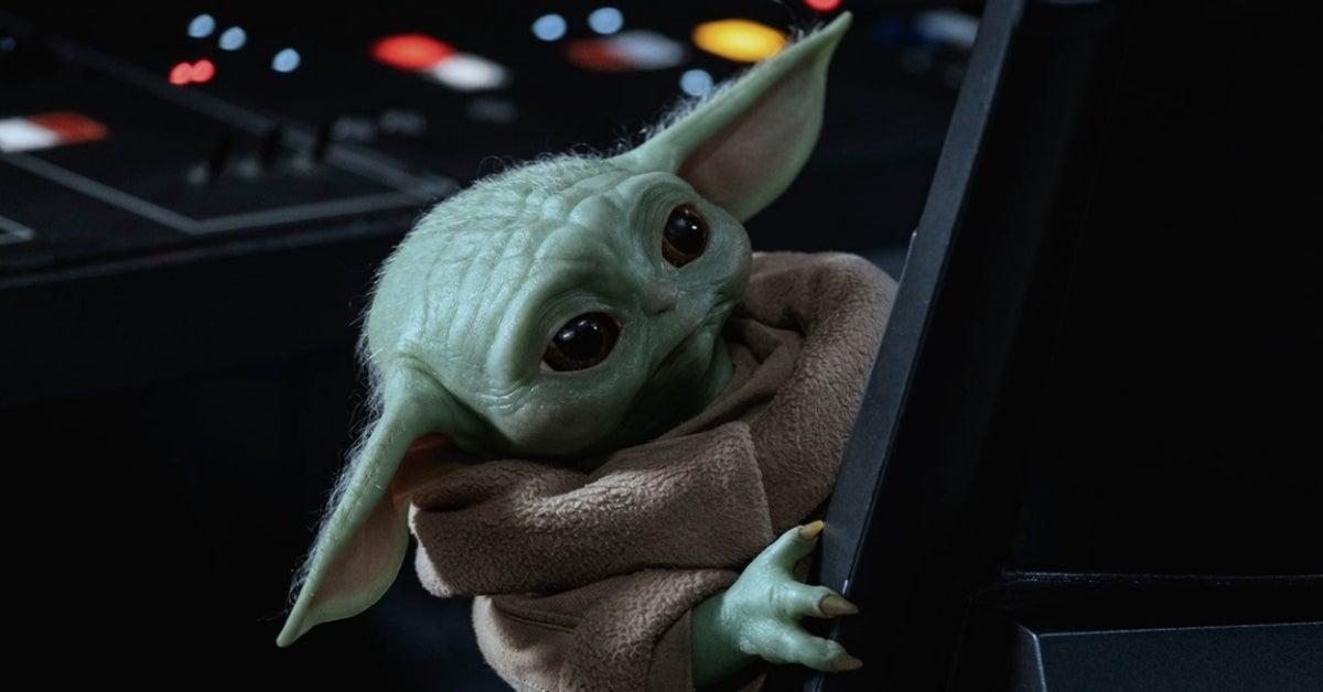 The Mandalorian Grogu Baby Yoda Star Wars