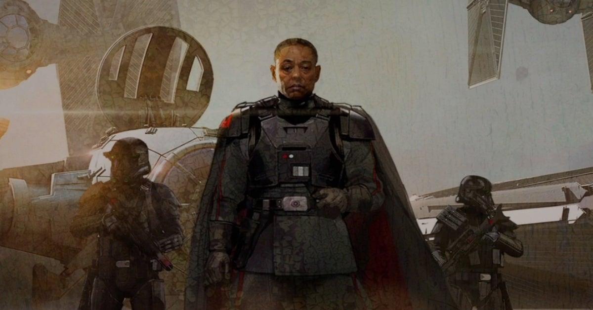 The Mandalorian Moff Gideon Giancarlo Esposito Star Wars