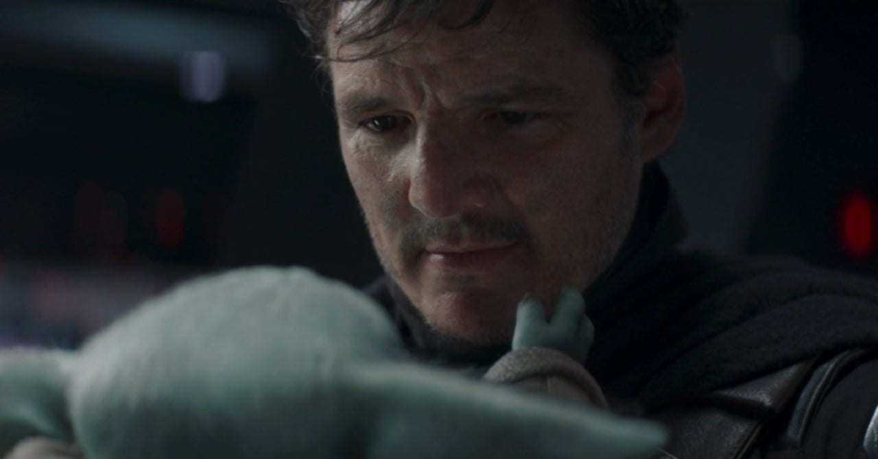 The Mandalorian's Pedro Pascal Reveals When He Learned Baby Yoda's Real Name Is Grogu