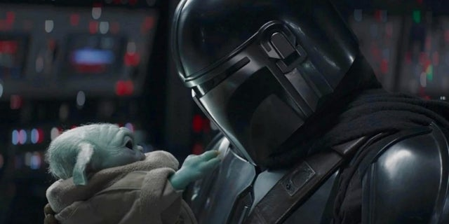The Mandalorian Season 2 finale The Rescue Star Wars