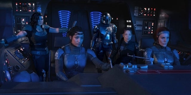 The Mandalorian The Rescue Group