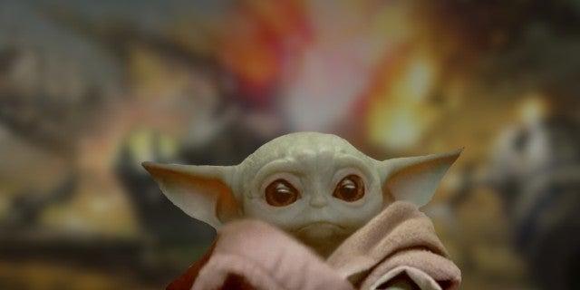 The Mandalorin Chapter 14 Spoilers Razorcrest Destroyed Baby Yoda Craptured