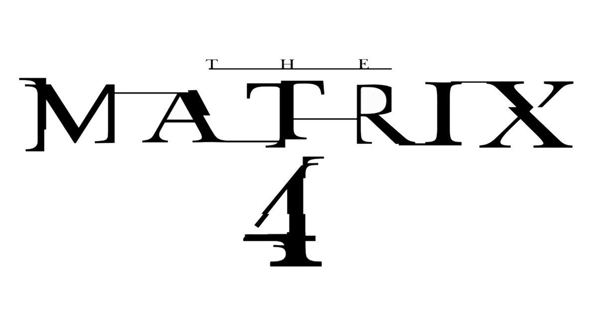 the matrix 4 logo 2021