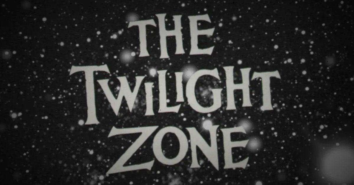 the twilight zone rod serling logo