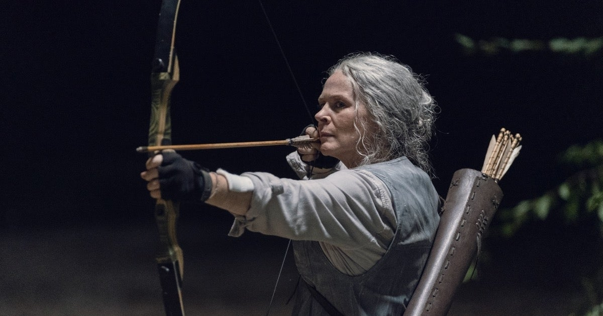 The Walking Dead Carol Melissa McBride