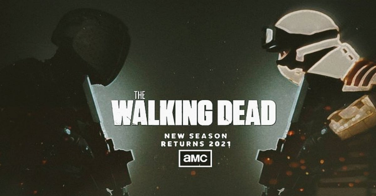 The Walking Dead Season 11 fan poster