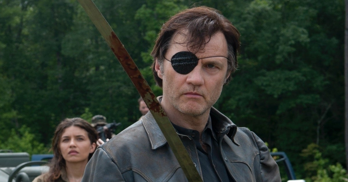The Walking Dead The Governor David Morrissey