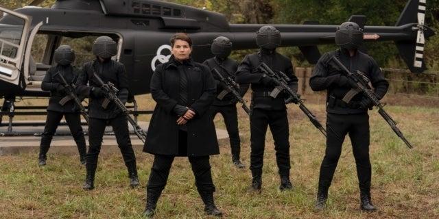 The Walking Dead Universe CRM Civic Republic Military