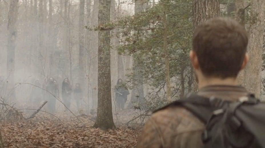 The Walking Dead World Beyond ending group