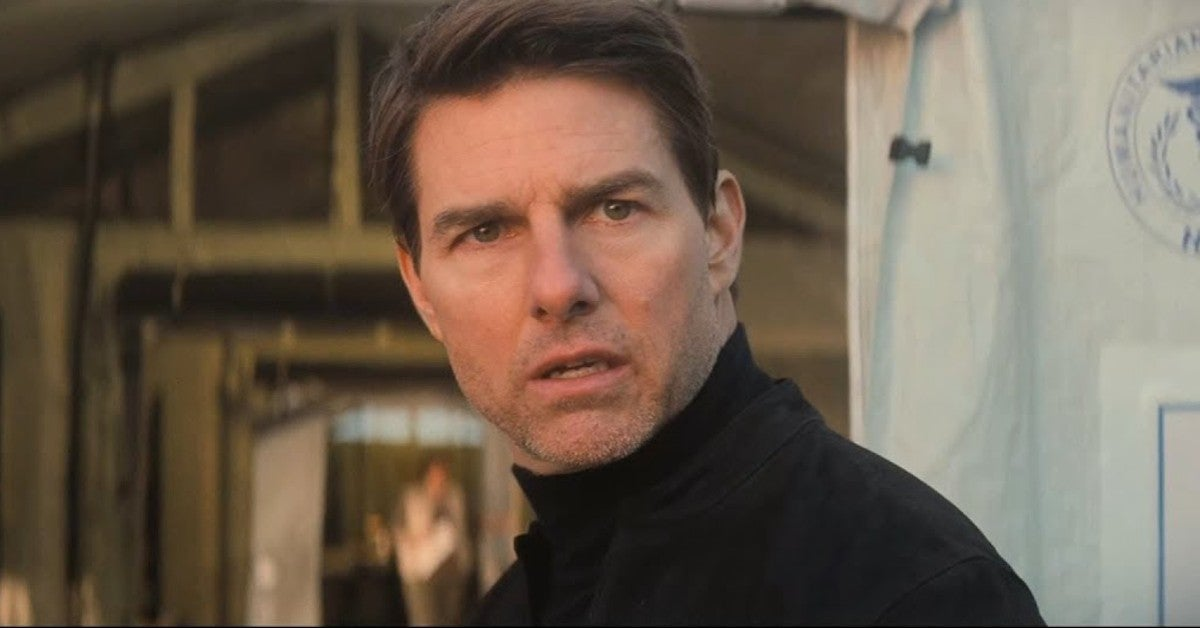 Tom Cruise Mission Impossible 7 Screaming Crew Members Breaking COVID protocols