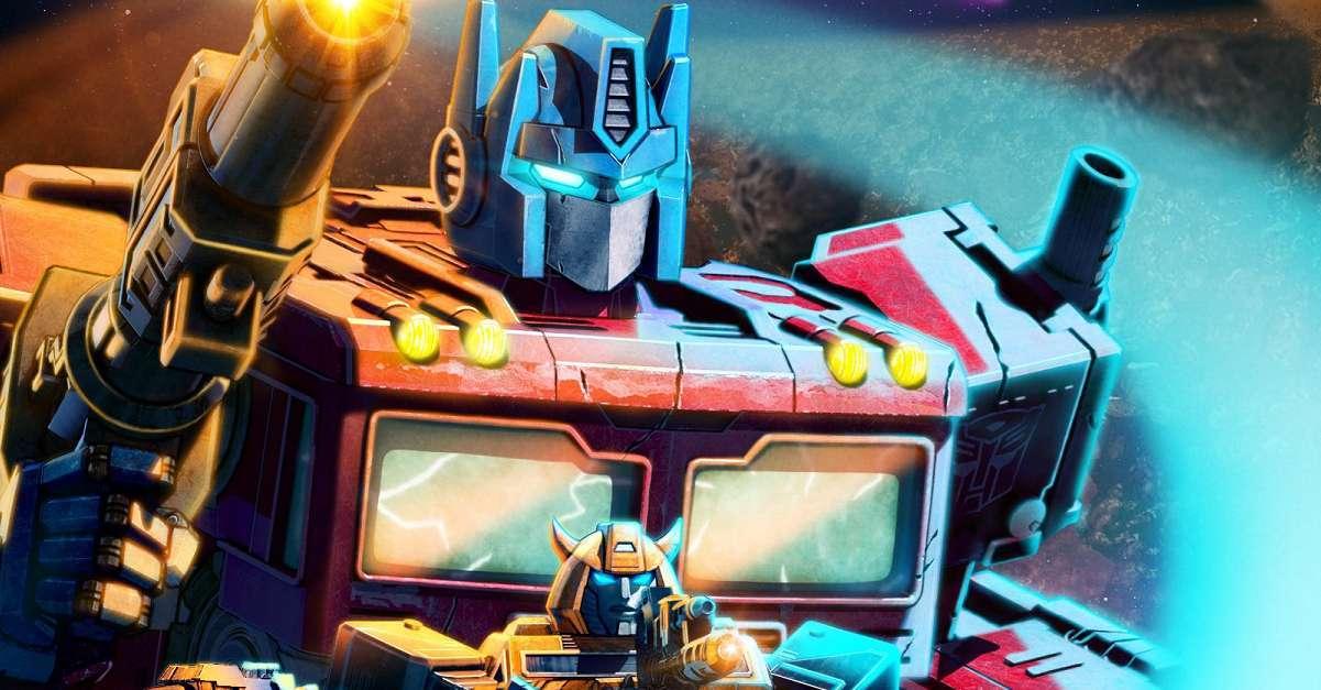 Transformers Netflix Earthrise Release Date