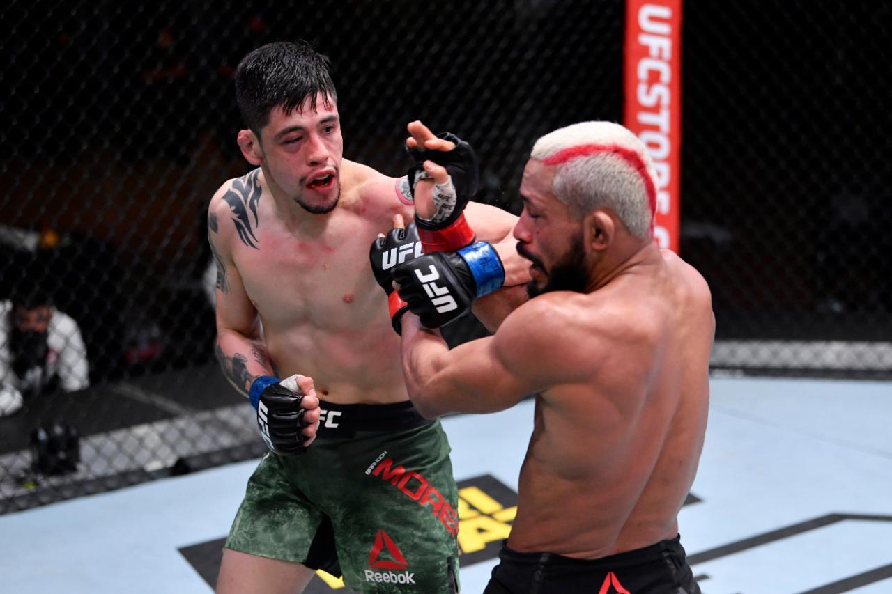 UFC 256 Figueiredo vs Moreno 2