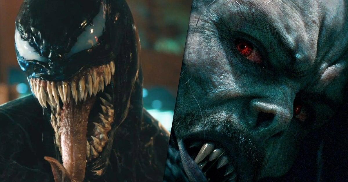 venom morbius spider man 3