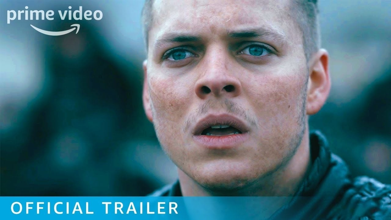 vikings final season trailer