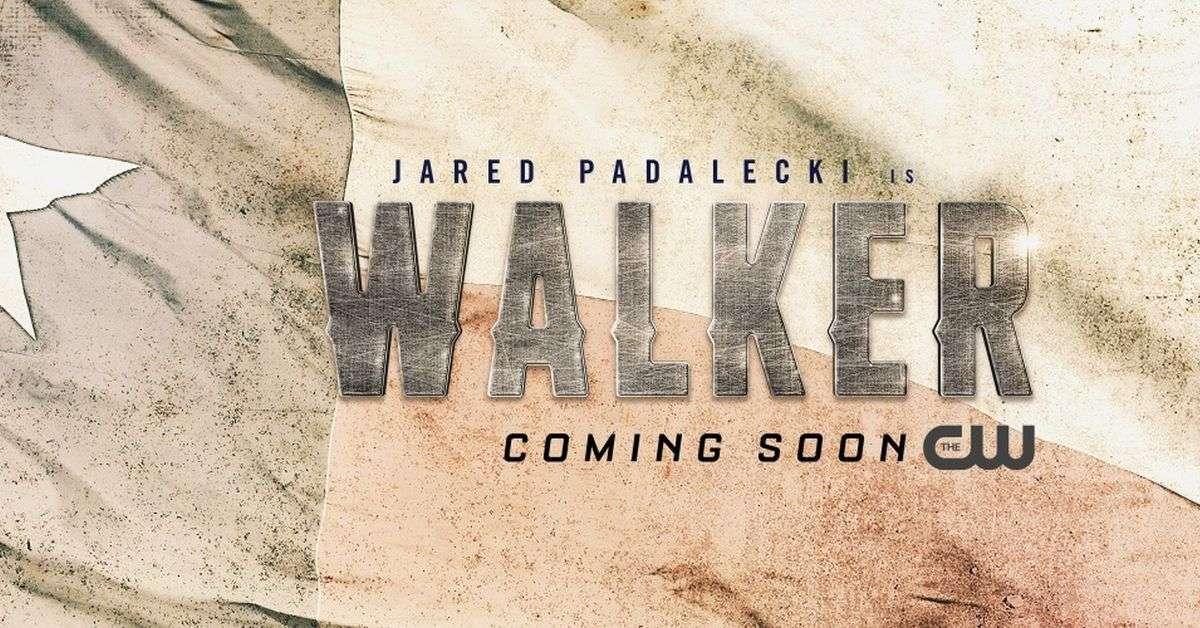 walker cw reboot first look