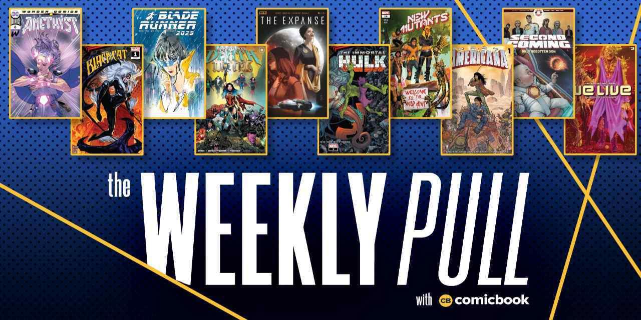 weekly pull week of december 16th